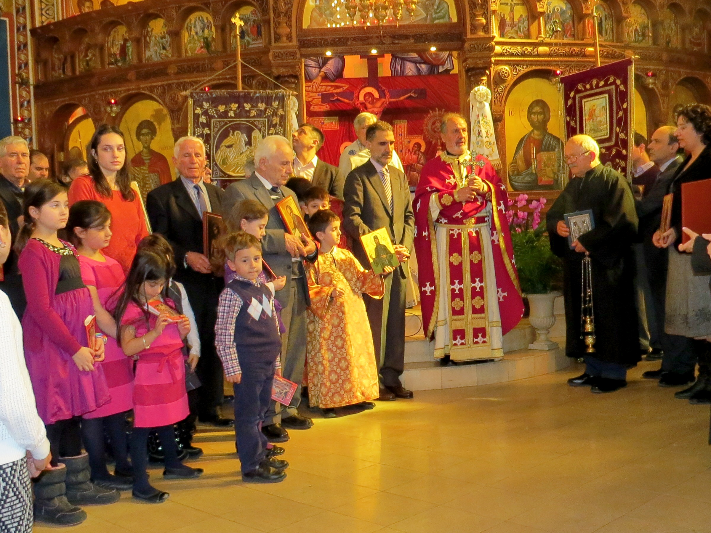 Saint George's Greek Orthodox Church, Toronto, Ontario, Canada